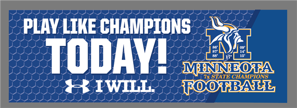 Play Like Champions Today!